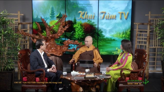 Khai Tâm | Show 666