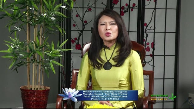 Khai Tâm | Show 657
