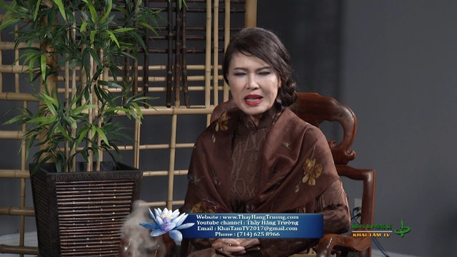 Khai Tâm | Show 714