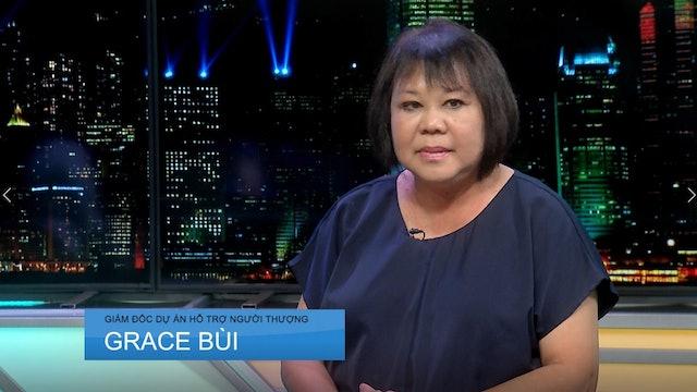 Kim Nhung Show   Giám Đốc Dự Án Hỗ Trợ Người Thượng   16/09/2021