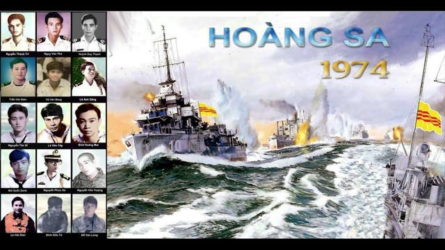 Quân Sử Việt Nam Cộng Hoà | 18/01/2019