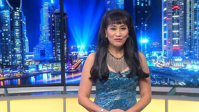 V News với Thuý Vi | Show 1075