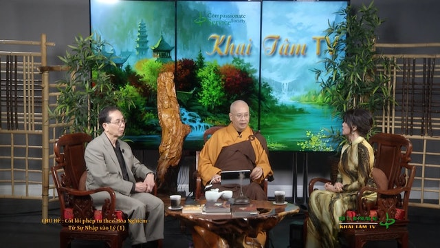 Khai Tâm | Show 704
