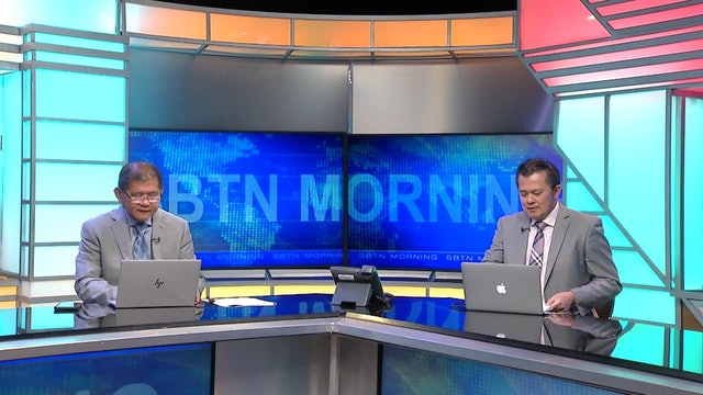SBTN Morning   28/05/2020