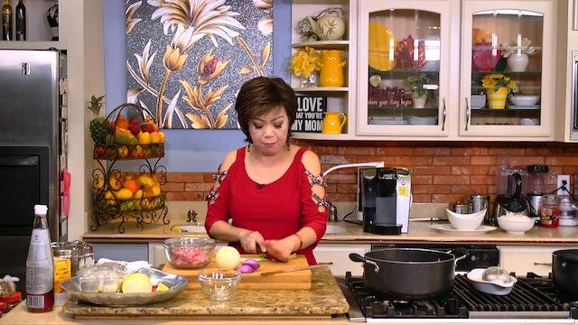 Bếp Nhà Ta Nấu | Cháo Sườn Bách Thảo