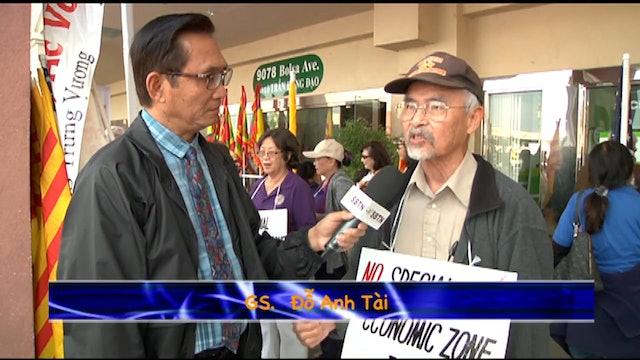 Sinh Hoạt Cộng Đồng | Biểu Tình No Economic Zone