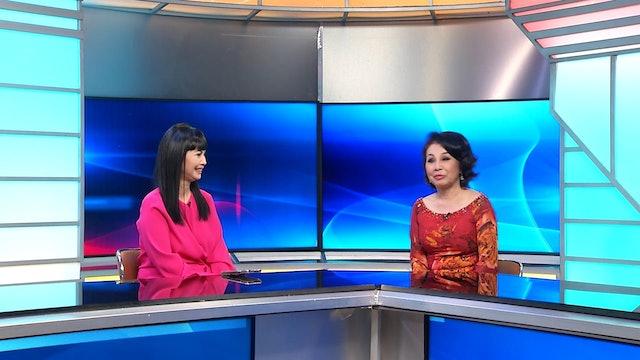 Giáng Ngọc Show | Guest: Phương Hồng Quế