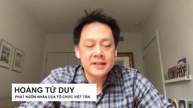 Nhân Quyền Cho Việt Nam | 01/05/2020
