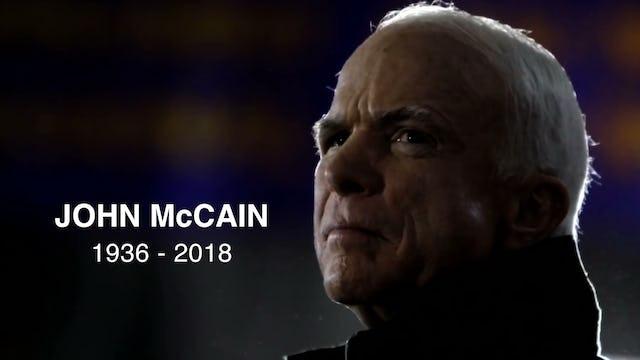 TNS. John McCain (1936 - 2018)