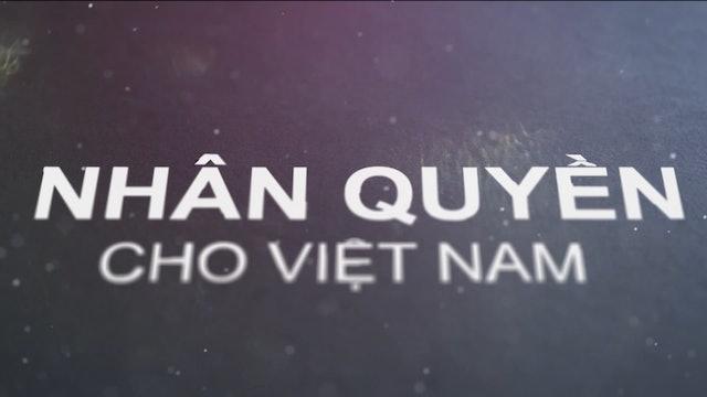 Nhân Quyền Cho Việt Nam | 04/08/2021