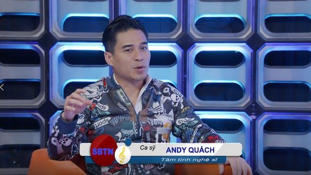 Giáng Ngọc Show | Ca Sĩ Andy Quách