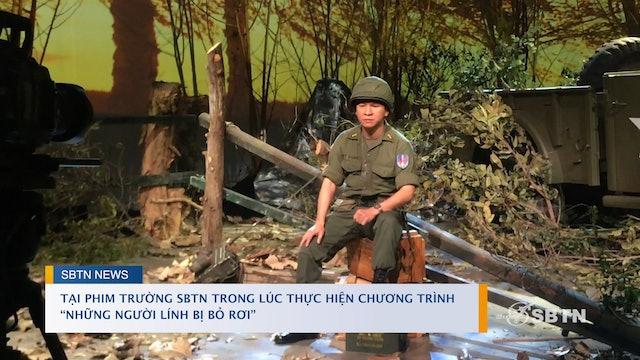 """Tâm tình của ca nhạc sĩ Việt Khang trong chương trình """"Người Lính Bị Bỏ Rơi"""""""