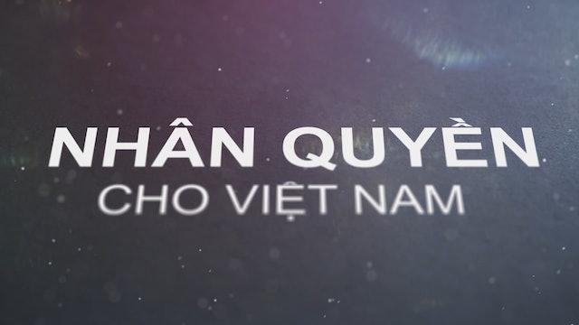 Nhân Quyền Cho Việt Nam | 28/07/2021