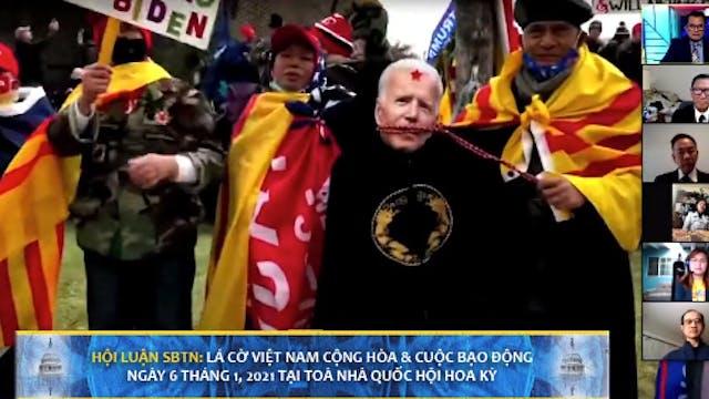 Hội Luận SBTN - Lá cờ VNCH & Cuộc bạo...