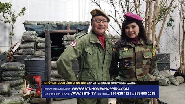 Nhạc sĩ Nam Lộc kêu gọi ủng hộ DVD Những Người Lính Bị Bỏ Rơi