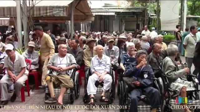 Sinh Hoạt Cộng Đồng | Gây Quỹ Thương Phế Binh | 05/12/2018
