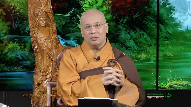 Khai Tâm | Show 727