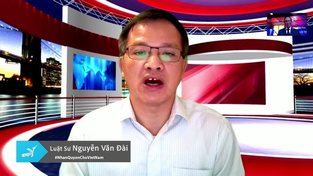 Nhân Quyền Cho Việt Nam | 07/07/2021