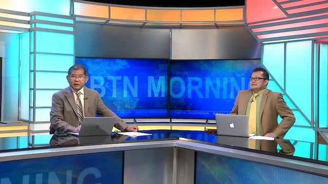 SBTN Morning   20/05/2020