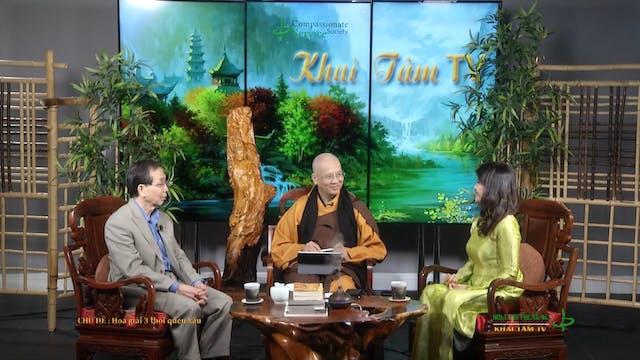 Khai Tâm | Show 708