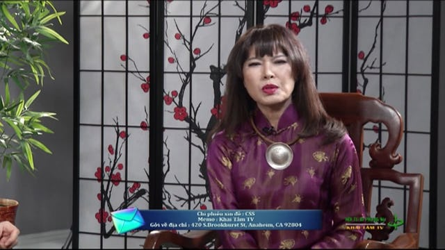 Khai Tâm   Show 625
