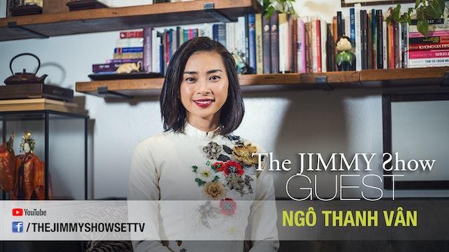 Jimmy Show | Diễn viên Ngô Thanh Vân