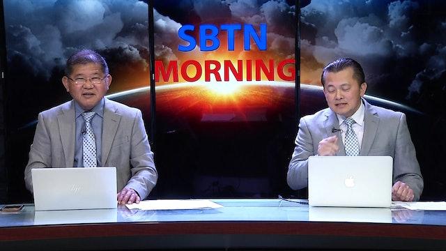 SBTN Morning   13/05/2019