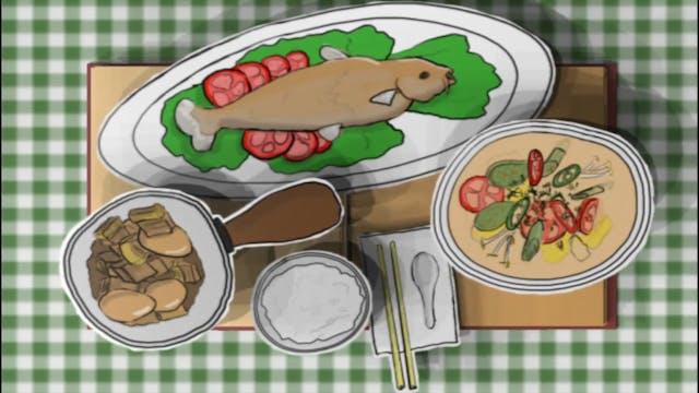 Bếp Nhà Ta Nấu | Canh nấm kim châm