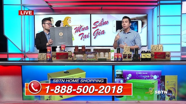 SBTN Home Shopping | 08/10/2018