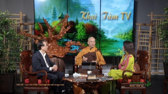 Khai Tâm | Show 687