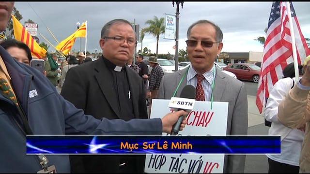 Sinh Hoạt Cộng Đồng | Biểu Tình Vietface TV & Truyền Hình Vĩnh Long | 13/03/2018