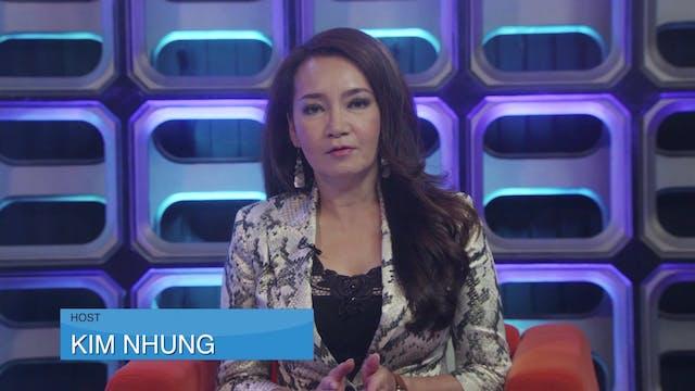 Kim Nhung Show | Phó Chủ Tịch BCH Liê...