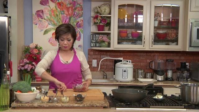 Bếp Nhà Ta Nấu | Bông Cải Xào Thịt Bò