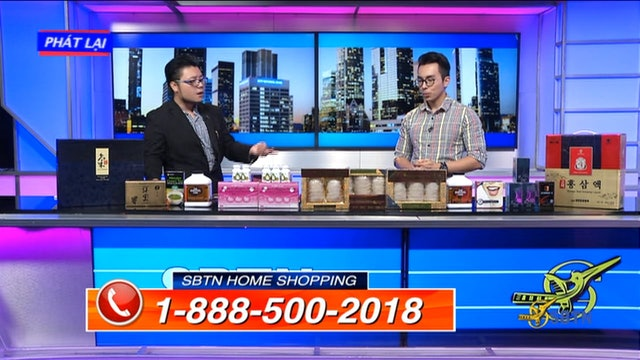 SBTN Home Shopping | 11/08/2018