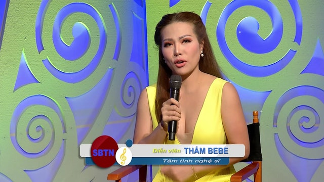 Giáng Ngọc Show   Guest: Thấm Bebe