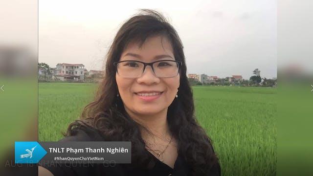 Nhân Quyền Cho Việt Nam | 18/08/2021
