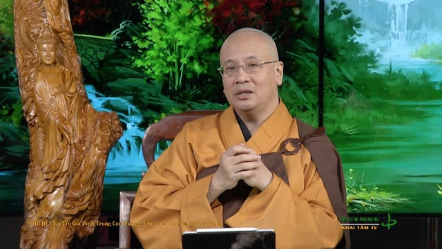 Khai Tâm | Show 724