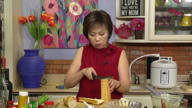 Bếp Nhà Ta Nấu | Bánh Mì Chiên Tôm