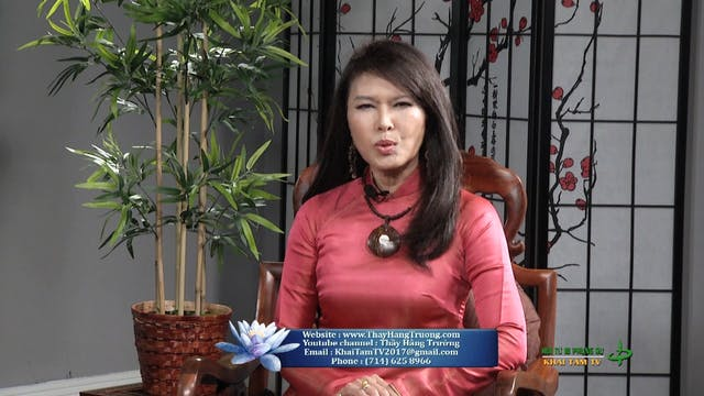 Khai Tâm | Show 681
