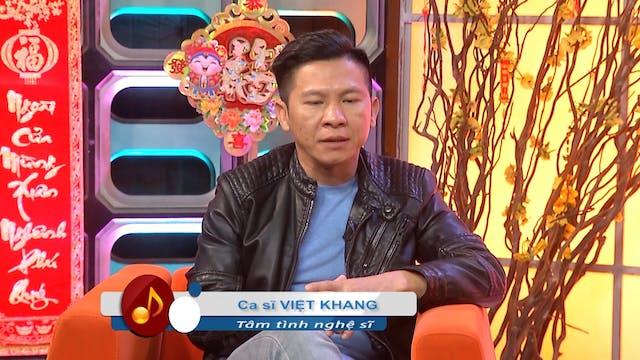 Giáng Ngọc Show   Ca Sĩ Việt Khang