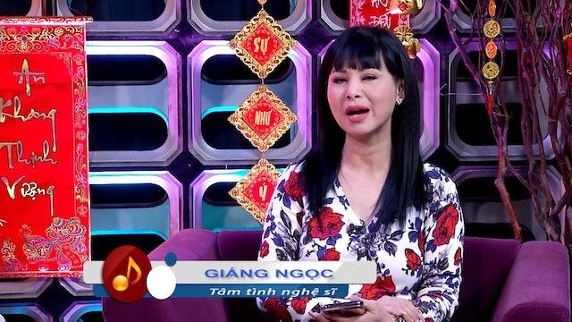 Giáng Ngọc Show | Ca Sĩ Huỳnh Phi Tiễn