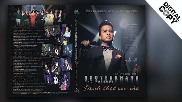 An Evening with Nguyên Khang & Friends (Digital Copy)