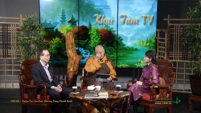 Khai Tâm | Show 733
