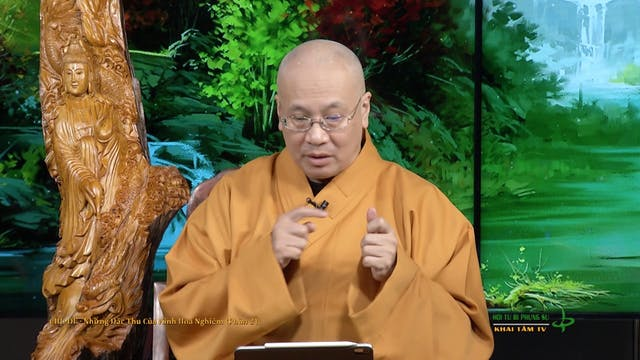 Khai Tâm | Show 736
