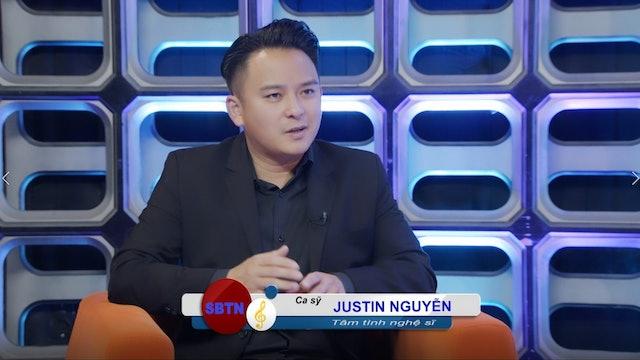 Giáng Ngọc Show   Ca Sĩ Justin Nguyễn