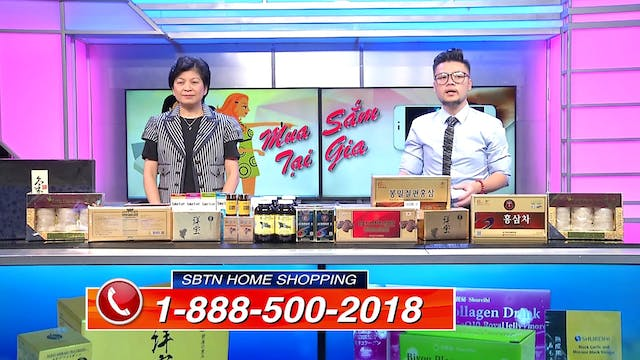 SBTN Home Shopping | 20/07/2019