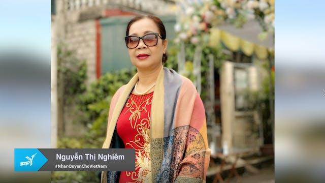 Nhân Quyền Cho Việt Nam | 13/07/2021