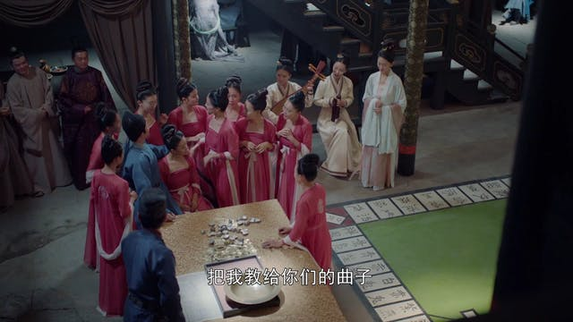 Hạc Lệ Hoa Đình | Tập 48