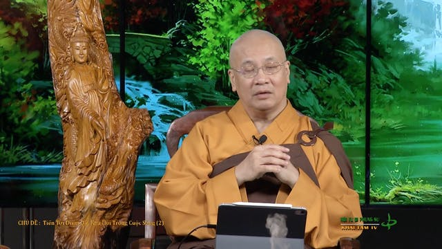 Khai Tâm | Show 732