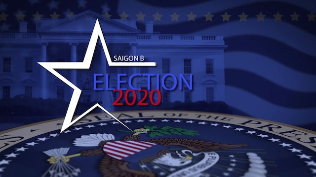 Election 2020 | 20/10/2020